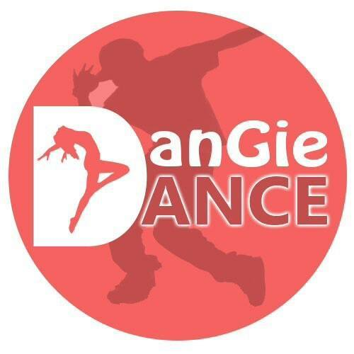 DanGie Dance Logo