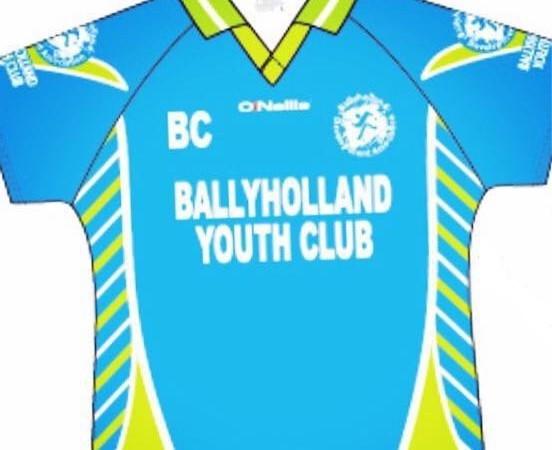 Ballyholland Youth Club!!!