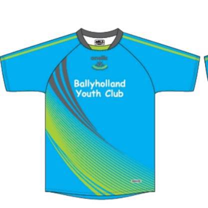 Ballyholland Youth Club
