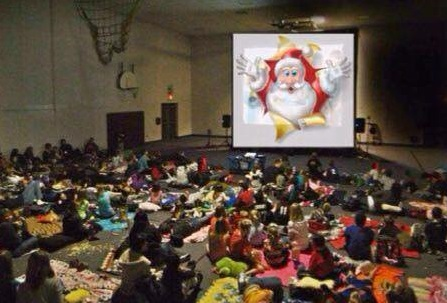 Christmas Cinema!!!