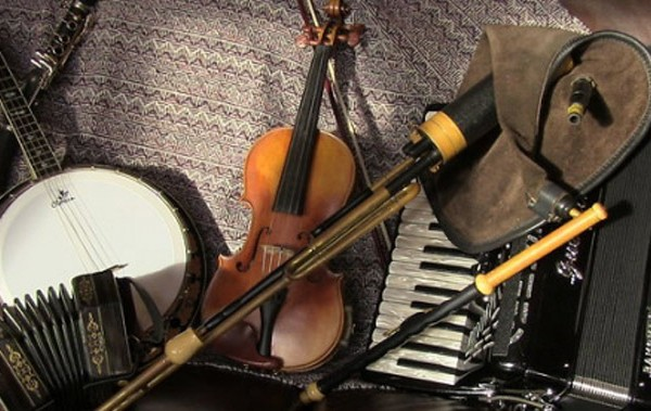 Traditional Music Classes – Information and Open Night!!!